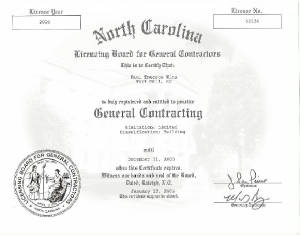 Mold Remediation Licenses And Certifications